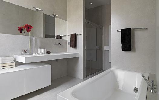 Bagno - Imbiancare il bagno ...